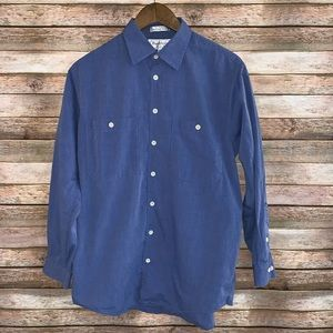 Burberry Men's Vintage Button Down Shirt